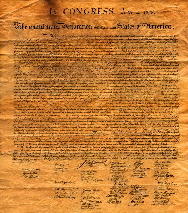 Declaration of independence signers on pinterest 1776 signers of the declaration of independence publicscrutiny Image collections