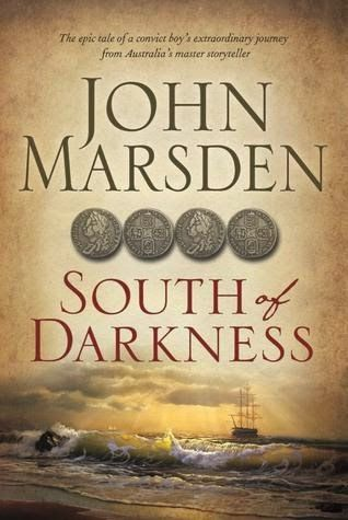 A.B. Shepherd: Not feeling it - South of Darkness by John Marsden #amreading #MondayBlogs