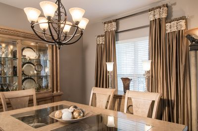 Window Treatments - CJ Knapp Interior Design - 314.283.1760
