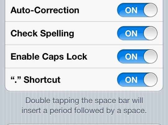How to Turn Off Auto Correct for Text Messaging on the