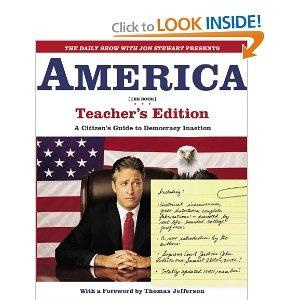 America: The Book, by Jon Stewart