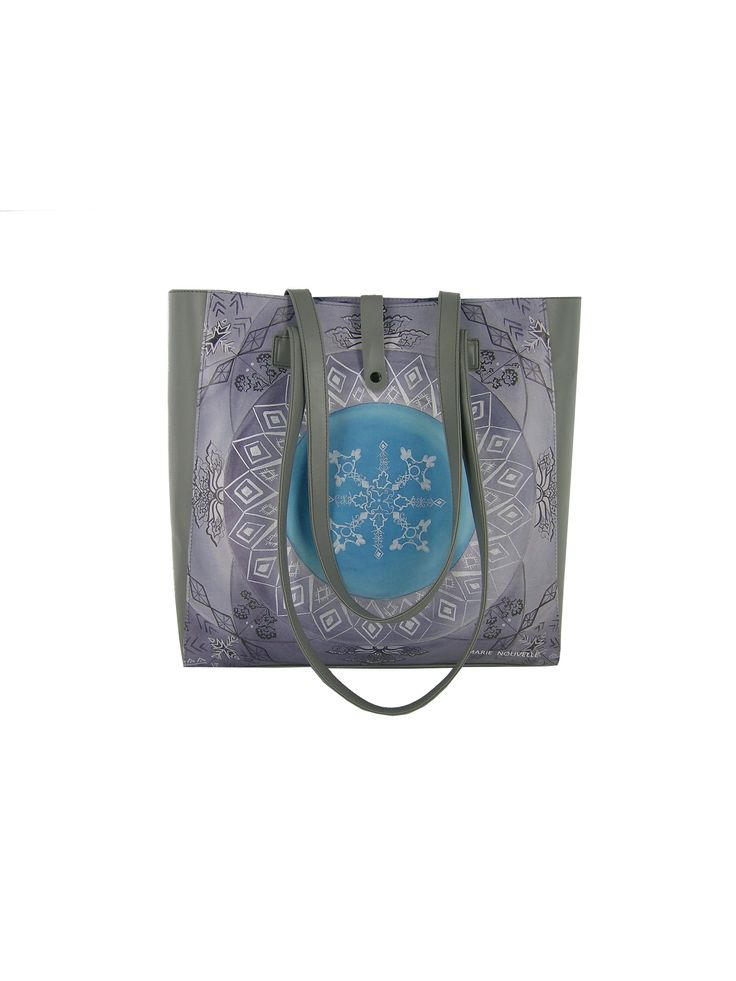 Cosmic Labyrinth autumn bag