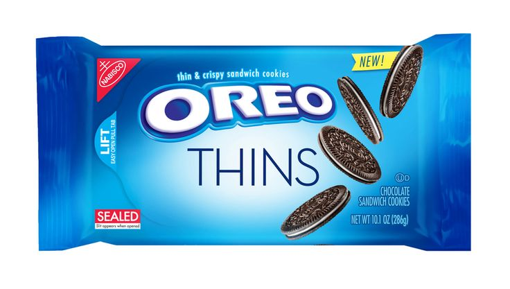 I love these Oreo Thins! So tasty.