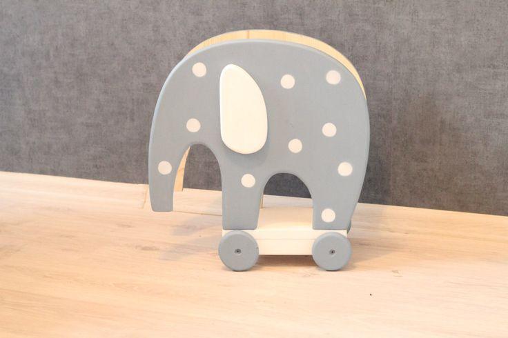 Ходунки-ящик-слон.. Дерево. | «Ламбада-маркет»