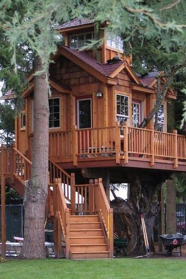How To Build A Treehouse This