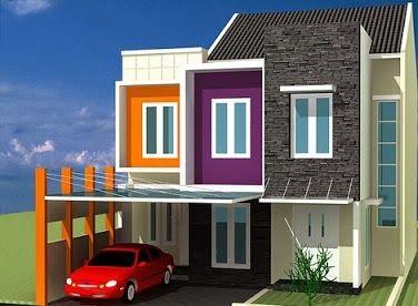 Beautiful Minimalist House Design | Desain Rumah Minimalis Cantik