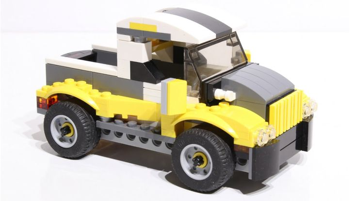LEGO Toys for Kids | Creator Fast Car Pickup Truck Build Stop Motion build video: https://youtu.be/3HskfRxo6cw