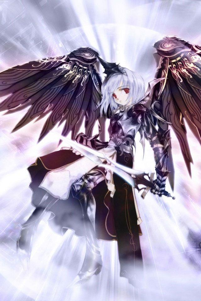 смотреть аниме порно ангелов фото