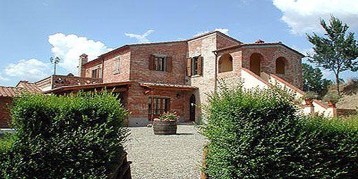 Landhaus in der Toscana -Toskanaferien - Urlaub in der Toskana - Fattoria Molino Vecchio - Foiano della Chiana - Toskana - Ferien in einem Landhaus in der Toscana