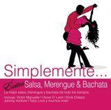 Simplemente...Éxitos: Salsa, Merengue & Bachata [CD], 88875020602