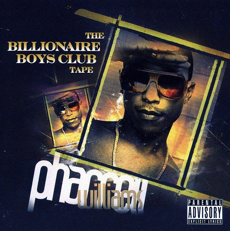 Pharrell - Billionaire Boys Club Tape