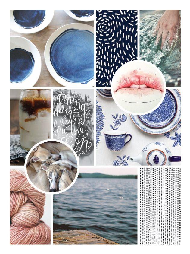 Freckled Design Studio Inspiration Board