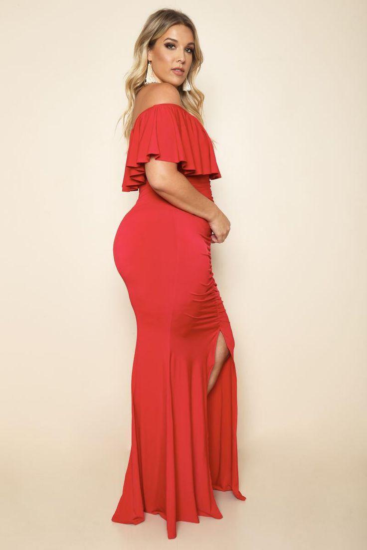 52 Best Elegant Images On Pinterest  Plus Size Clothing, Plus Size Dresses And Plus -6974