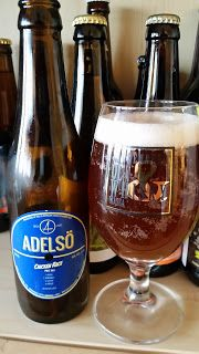 woom.one - Whisky Öl & Mat: Adelsö - Chicken Race Pale Ale