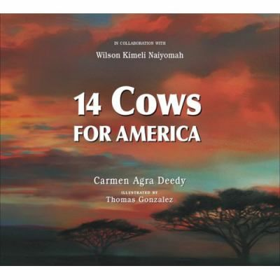 Maasai tribal members, after hearing the story of the September 11th attacks from a young Massai, who was in New York on that day, decide to present the American people with fourteen sacred cows as a healing gift.
