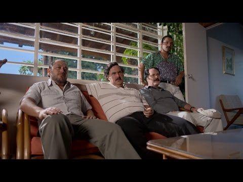 Pablo Escobar El Patrón del Mal (Episodio 58)   APLAUSO