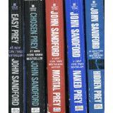 PREY BOOKS 11, 12, 13, 14, 15 12/30/14  JS