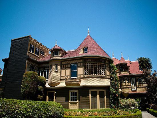 Winchester Mystery House (San Jose, CA)