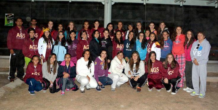 Aguascalientes regresa con las manos vacias del regional de voleibol de sala eliminatorio para ON 2015 ~ Ags Sports