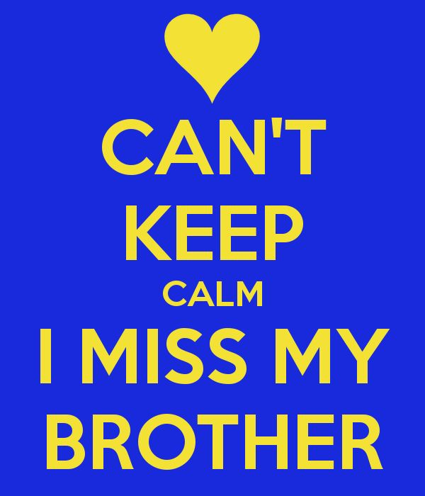 Missing My Brother In Heaven Quotes by @quotesgram