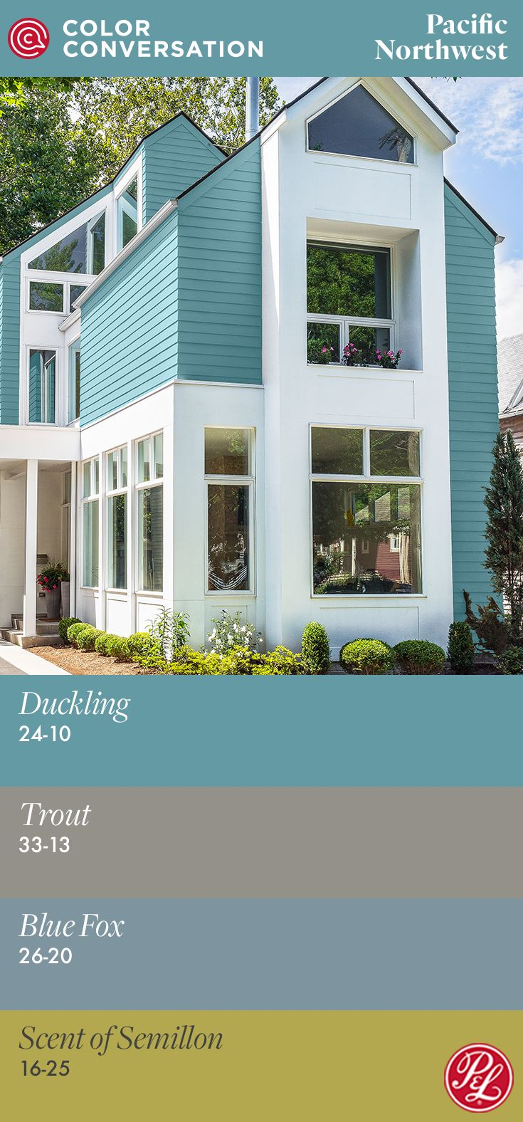 25 Best Exterior Color Combos Images On Pinterest Exterior Colors Color Combinations And