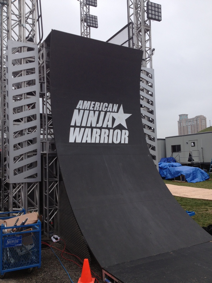 How To Build American Ninja Warped Wall