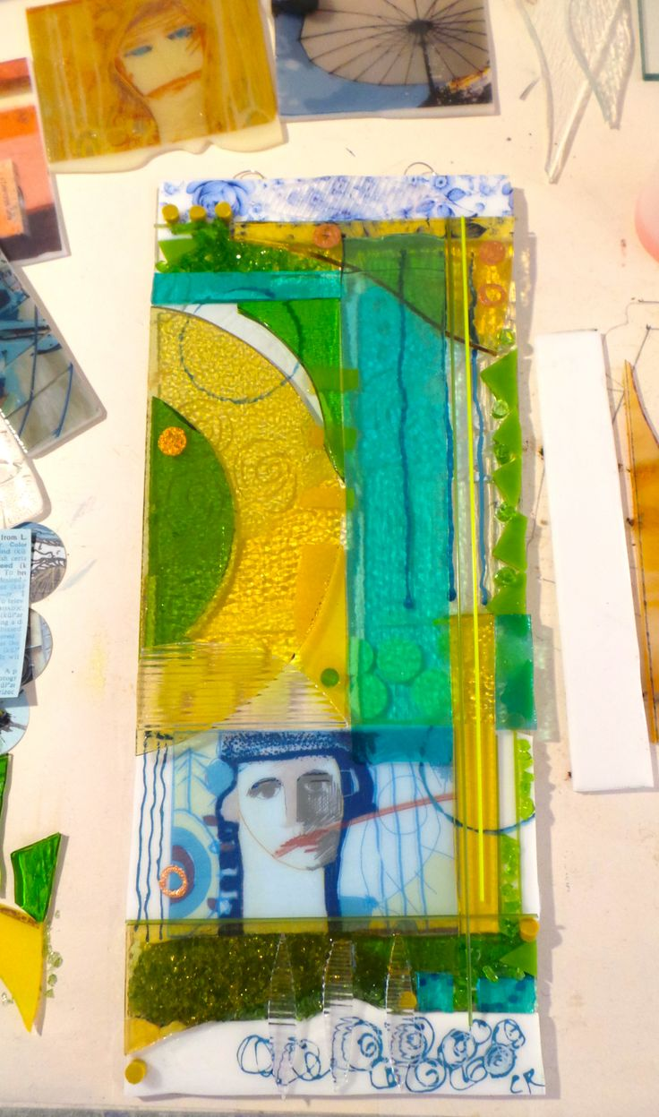2715 best fused and stained glass I like images on Pinterest ...