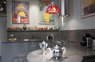 Italian charme in two Milanese ecletic interiors - | Italian Bark – interior design blog