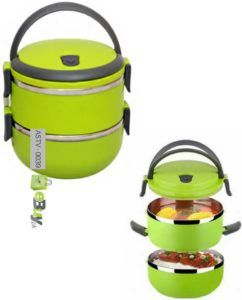 2 Layer Lunch Box Online Shopping in Pakistan 3