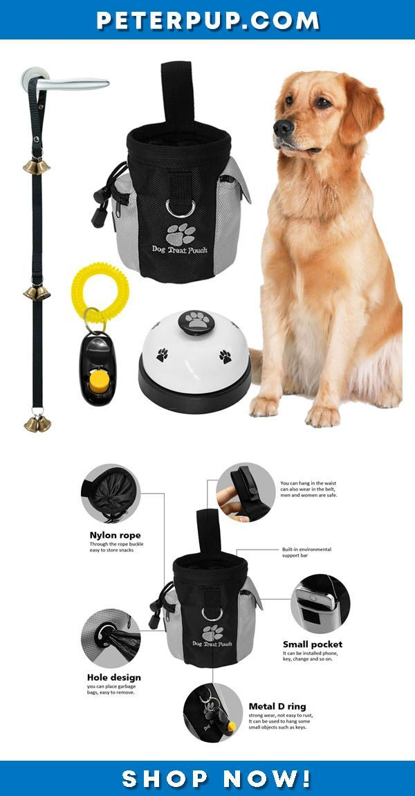 Dog Training Tool Kit For Beginner Starter Pack Set Tools Dog