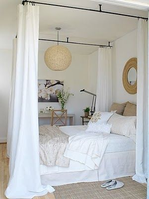 Margot Austin's DIY Poster Bed