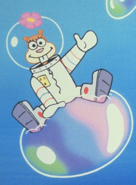 Sandy Cheeks From Spongebob SquarePants | Sandy Cheeks in SpongeBob SquarePants picture - SpongeBob SquarePants ...