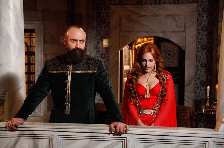 Hürrem Sultan Meryem Uzerli
