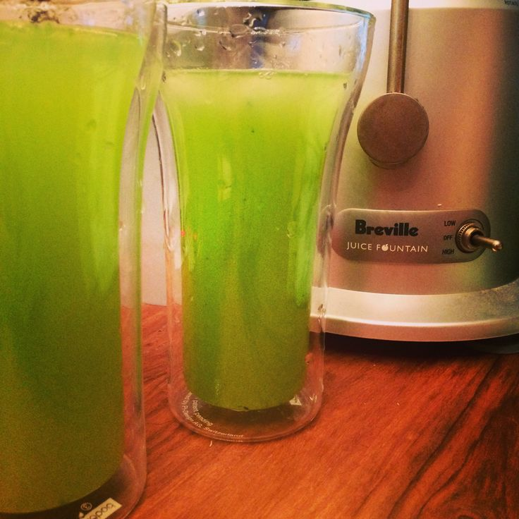 Green juice by Breville