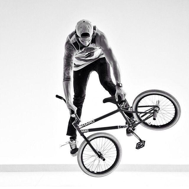 Matthias Dandois / BMX