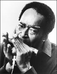 James Cotton (born July 1, 1935, Tunica, Mississippi, United States) is a blues harmonica player, singer and songwriter, who has performed and recorded with many of the great blues artists of his time as well as with his own band. Cotton at one time recorded for SUN records.