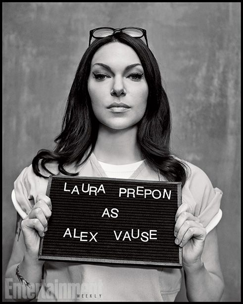 Orange Is the New Black | Played by: Laura Prepon Rap Sheet: Piper's drug-smuggling ex-girlfriend whose testimony led to Piper's arrest. On ...