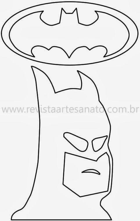 Decoração de festa tema Batman - as crianças vão adorar | Revista Artesanato