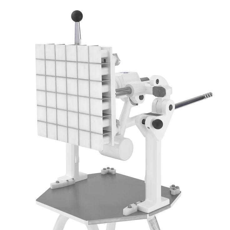Manual square divider, dough divider, bread divider, bakery divider, Ferneto, DMQ, bakery machine