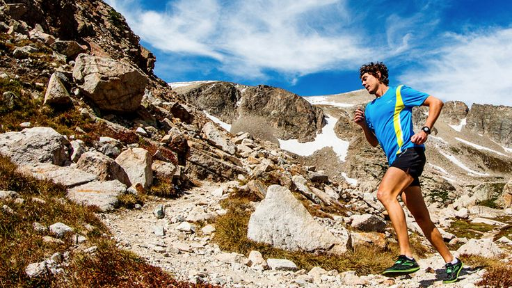 "Meet Scott Jurek, a former ""meat and potatoes"" guy who slowly weaned himself off animal products. Real-Life Diet of Vegan Record-Setting Ultramarathon Runner."