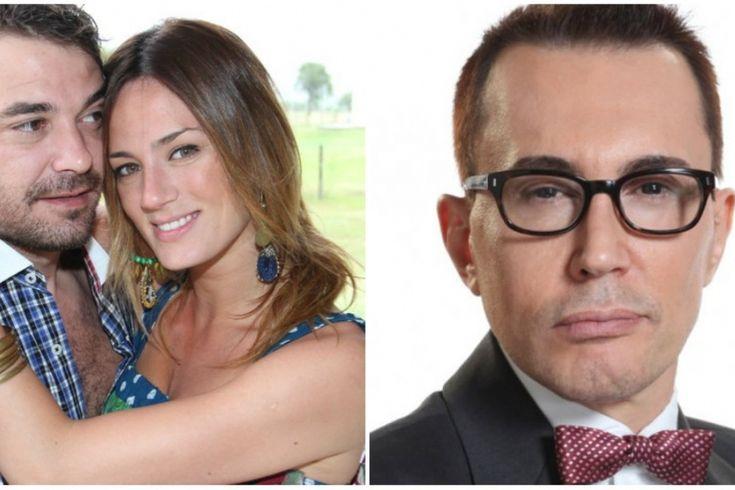 #Espectáculo Pedro Alfonso y Marcelo Polino, a los besos: la reacción de Paula Chaves