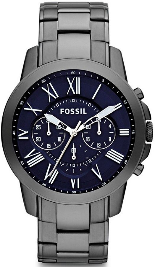 FS4831 - Authorized Fossil watch dealer - MENS Fossil GRANT, Fossil watch, Fossil watches