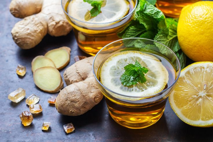 Don't Want To Forgo Coffee Or Wine During Your Pregnancy? Learn Whether It Is Safe - Kamo -  Ginger Tea in a glass