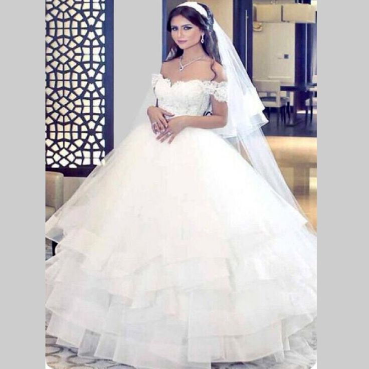 Find More Wedding Dresses Information About 2016 New Romantic Arabic