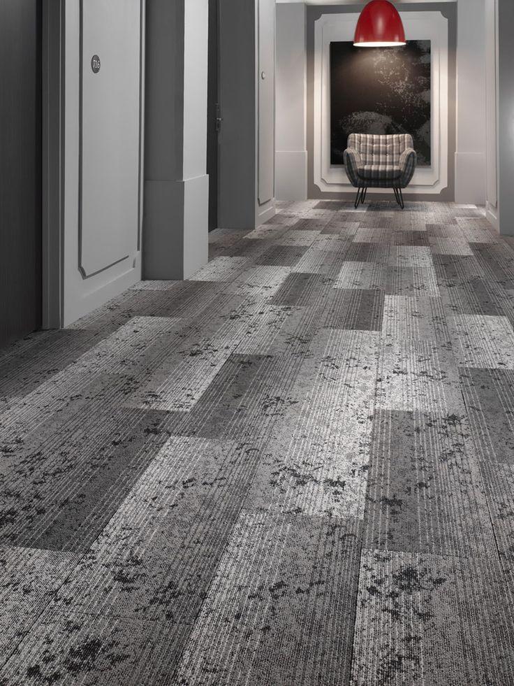 Durkan Carpet Tile Reborn Wisdom Tile 12by36 Durkan