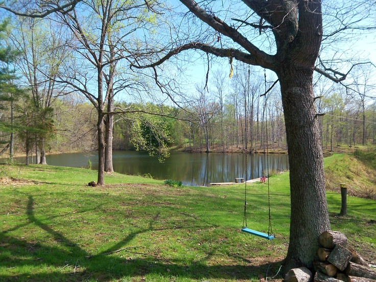 The Lake at Enchanted lake Lodge  a vacation rental in Brown County  Indiana50 best Brown County  Indiana images on Pinterest   Brown county  . Rental Cabins In Brown County Indiana. Home Design Ideas