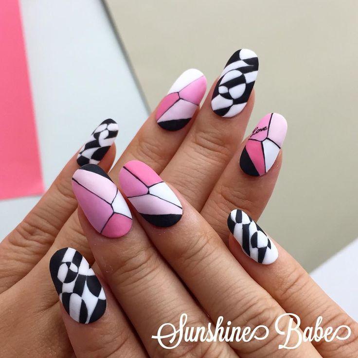 "Polubienia: 552, komentarze: 4 – 武本小夜 (@sayotakemoto) na Instagramie: ""#sunshinebabe #nails #nailart #naildesign #nailstagram #JapaneseNailArt #ネイル #サンシャインベビー #美甲 #gel甲…"""