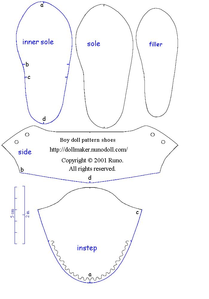 French Fashion Doll Clothes Patterns