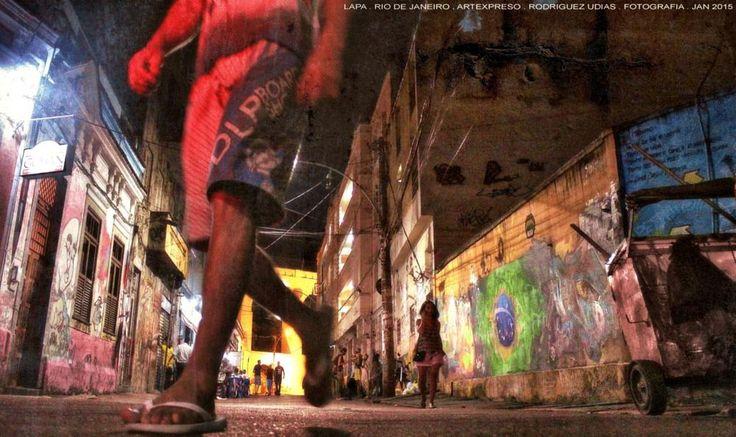 Street Photography 31 . Rio de Janeiro / Artexpreso 2015 .. by  Artexpreso