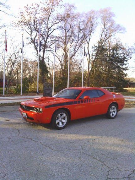 2010 Dodge Challenger #mopar #cars #musclecars
